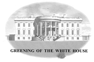 Greening of the White House