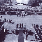 Photo of Official Ceremony