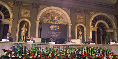 An overview of the conference held at the Palazzo Vecchio