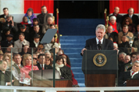 [PHOTO: President Clinton 